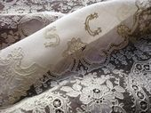 point de gaze lace handkerchief