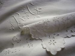 luxury pillowcases cutwork embroidery