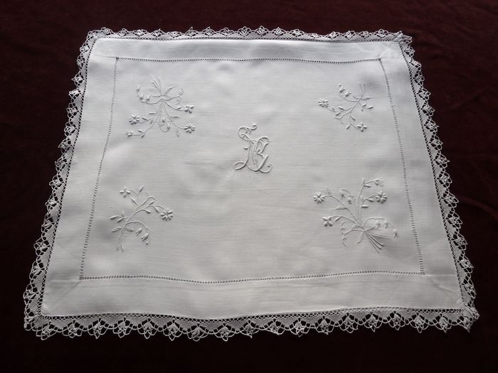Embroidered Envelope or Sack