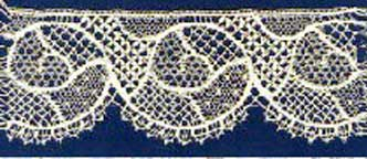 Mirecourt lace, east of France