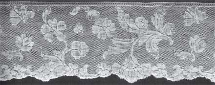 Valenciennes lace 18th century